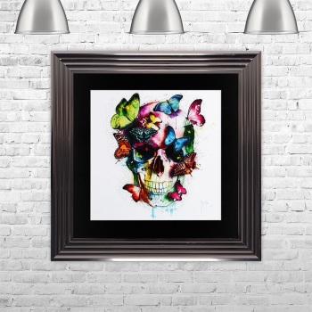 "Patrice Murciano Framed ""Souls"" print medium 75cm x 75cm"