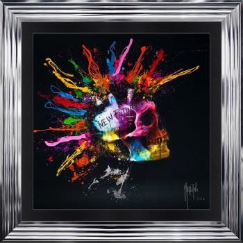 "Patrice Murciano Framed ""Future"" print 90cm x 90cm"