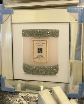 "Mirror framed art print ""Jo Malone "" item in stock"