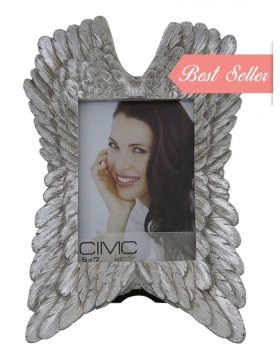 Angels wing Mother of perl Photo Frame 31.5cm x 4.5cm x 21.5cm