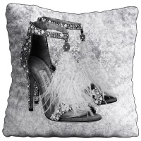 Luxury Feather Filled Cushion London Feather Shoes