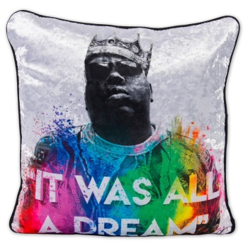 Luxury Feather Filled Cushion It Was A Dream