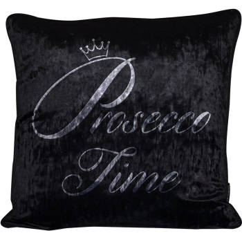 Luxury Feather Filled Cushion Prosecco Time