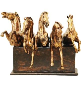 """16"""" Five Horses"""