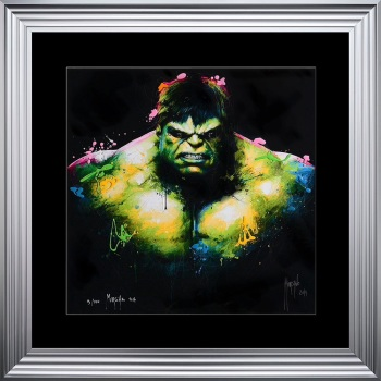 Limited Edition Patrice Murciano Incredible Hulk