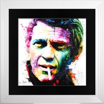 Limited Edition Patrice Murciano Steve McQueen