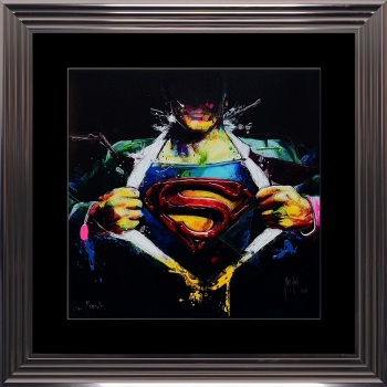 Limited Edition Patrice Murciano Superman