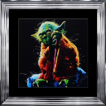 Limited Edition Patrice Murciano Yoda