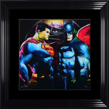 Limited Edition Patrice Murciano Batman v Superman