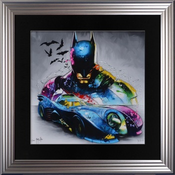 Limited Edition Patrice Murciano Bat Mobile