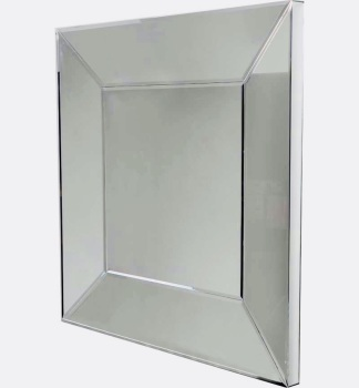 Bevelled Quattro Wall Mirror 100cm x 100cm