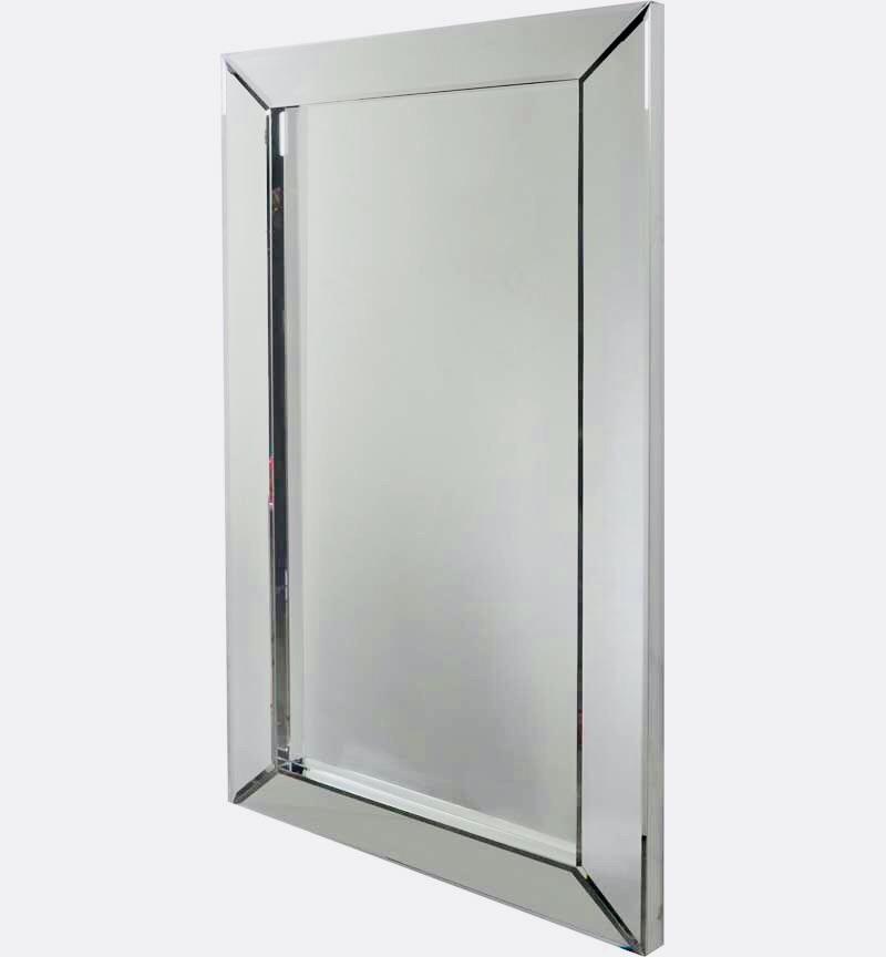 Bevelled Quattro Wall Mirror 150cm x 80cm