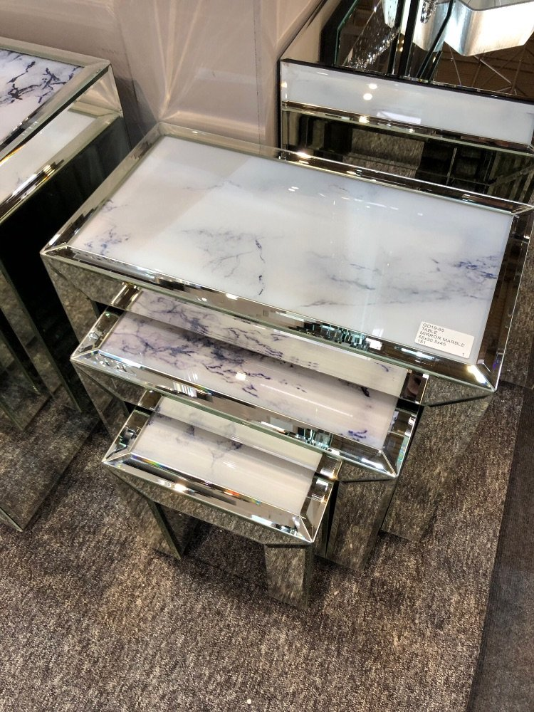 # Mirror Marble Furniture