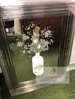 Light Up Henderick's Gin Wall Art item