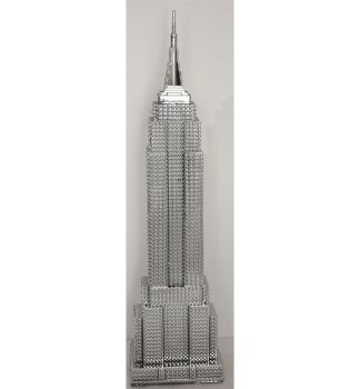"25.5"" Empire State Building new York"