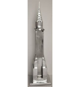 "27"" Chrysler Building New York"
