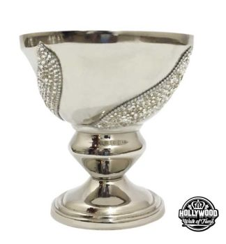 Hollywood Walk of Fame Diamante Decor Swirl Bowl