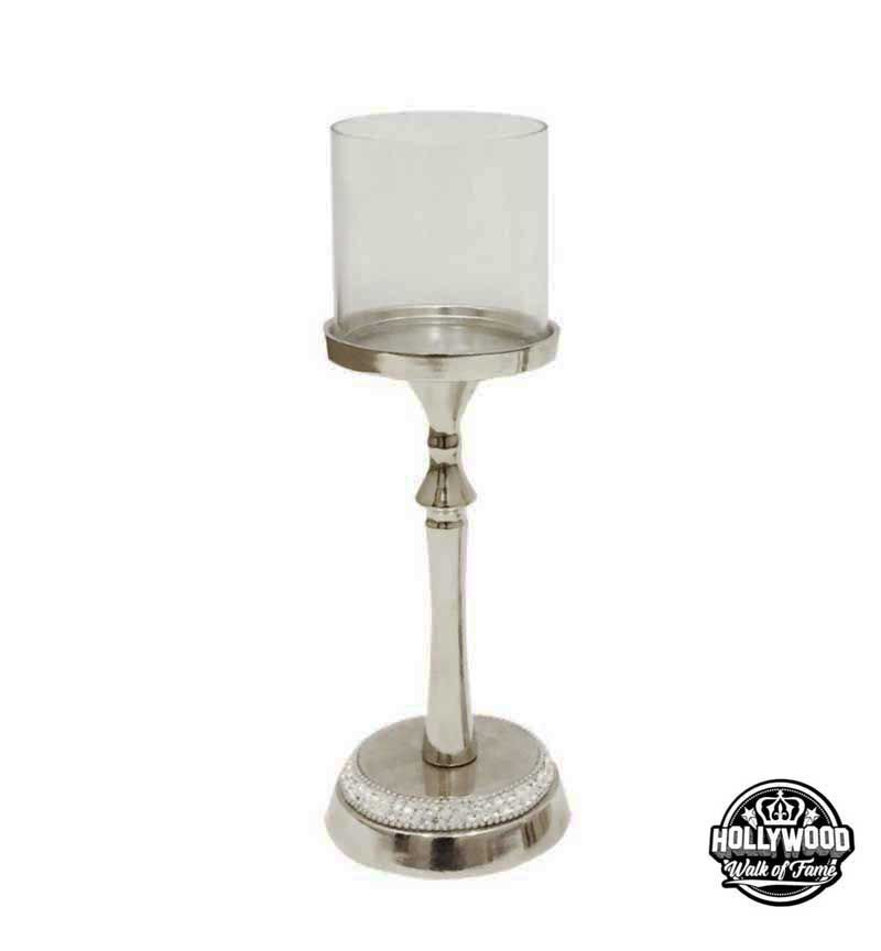 Hollywood Walk of Fame Diamante Tea Light Holder small
