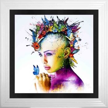 "Patrice Murciano Framed ""Power of Love"" print 90cm x 90cm"
