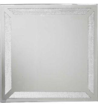 Glamour Sparkle Wall Mirror 60cm x 60cm