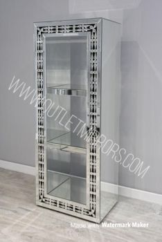 *Crystal Teardrop Display Unit 150cm
