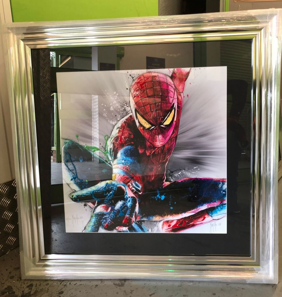 Limited Edition Patrice Murciano Spiderman