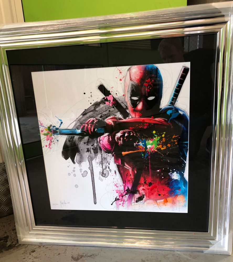 Limited Edition Patrice Murciano Deadpool