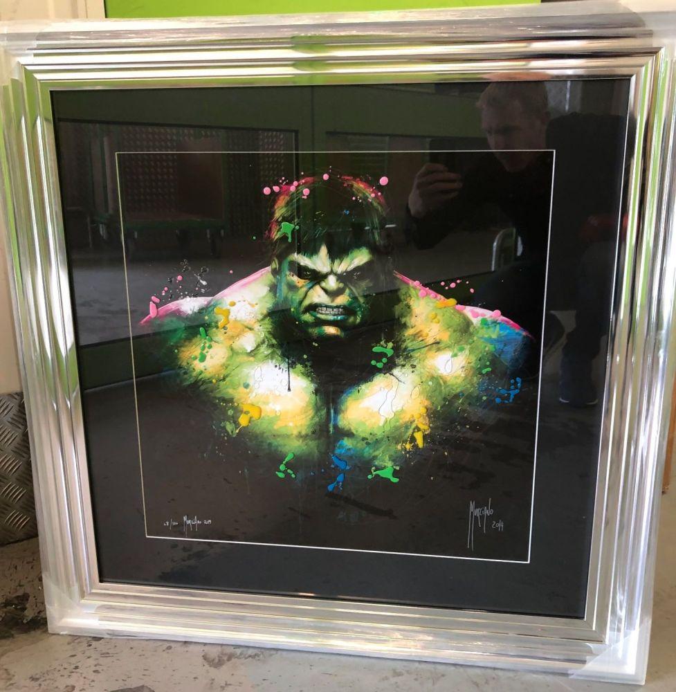 Limited Edition Patrice Murciano Incredible Hulk