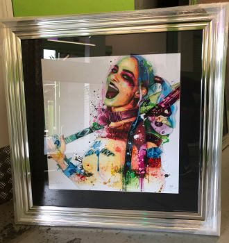 Limited Edition Patrice Murciano Harley Quinn