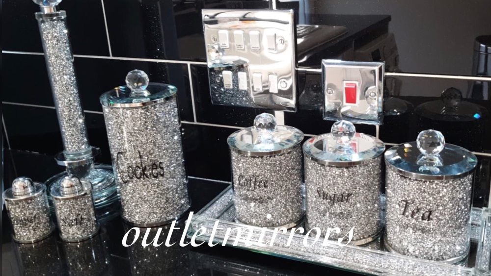 Quot New Diamond Crush The Full Monty Set Of 3 Tea Coffee