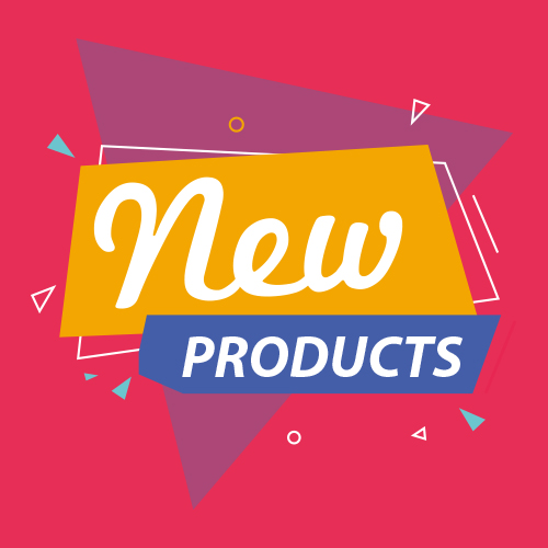 # All New Products