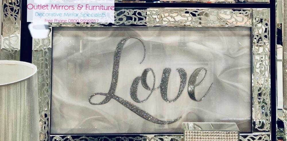 Special offer Mirror framed art print