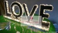 * New LED Crystal Love Light -in stock