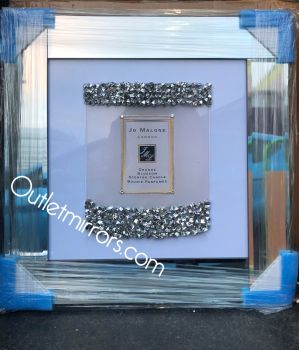 "Mirror framed art print ""Jo Malone"""
