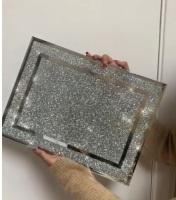 """ New Diamond Crush Chopping Board"