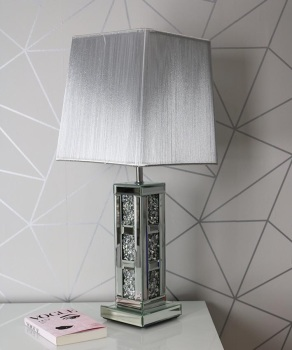 Mirrored Table Lamps And Lounge Lamps