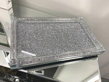 """ New Diamond Crush Tray large item in stock"