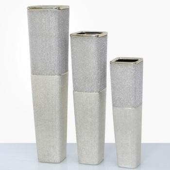 Sparkle Champagne vase Medium 50cm high