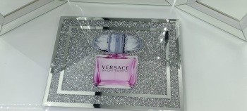 """ New Diamond Crush Chopping Board Versace Bright Crystal"