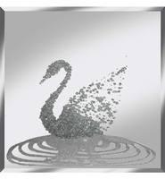*Glitter Swarovski crystal Art Mirrors