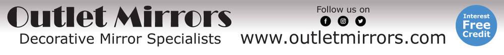 outletmirrors.com, site logo.