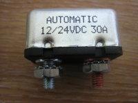 Circuit Breaker 30A repl oem 74599-77B