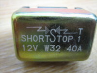 Circuit Breaker 40 AMP repl 74600-97A