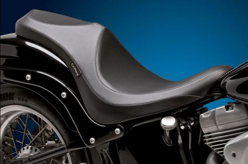 VILLAIN ...Daddy Long legs seat for all Harley Davidson FXST models (except