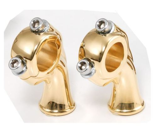 Brass Risers 2 1/2