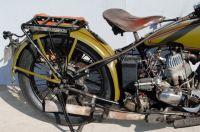JD Harley Davidson style Rear Fender