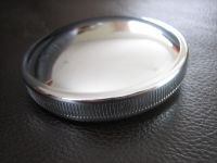 Chrome Cam Lock Early Style Gas Cap None Vented