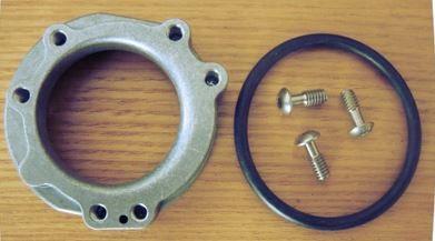 MIKUNI HSR42 /45 ADAPTER for Harley Davidson C.V. carb type Air Cleaner use