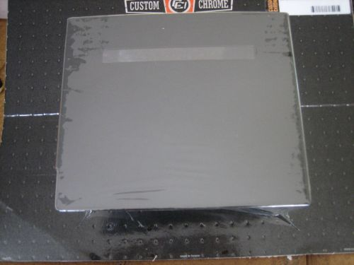 Black Battery Box Cover with Window fits all FX 4 Speed Electric Start Mode