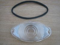 Clear White Lens for Cats Eye Tail Light Comes with Gasket